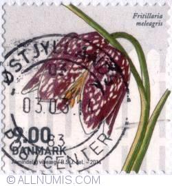 Image #1 of 9 Kroner 2014 - Fritillaria meleagris