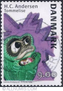 Image #1 of 9 Kroner - Thumbelina         2014