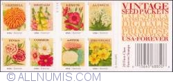 Image #1 of First Class Forever Stamps (Flowers)