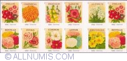 Image #2 of First Class Forever Stamps (Flowers)