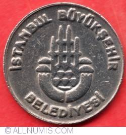Image #1 of Urban service token