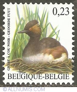 Image #1 of 0,23 Euro 2006 - Black-necked Gerbe