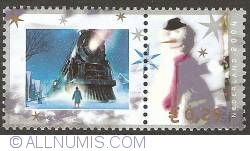 Image #1 of 0,29 Euro 2004 - December Stamp