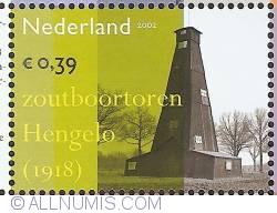 Image #1 of 0,39 Euro 2002 - Industrial Heritage - Salt Derrick Hengelo