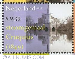 Imaginea #1 a 0,39 Euro 2002 - Industrial Heritage - Steam Pumping Station Cruquius