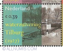 Image #1 of 0,39 Euro 2002 - Industrial Heritage - Water Treatment Installation Tilburg