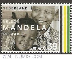 0,39 Euro 2003 - Nelson Mandela