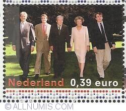 Image #1 of 0,39 Euro 2003 - Royal Family (1999)