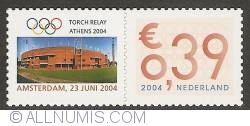 Image #1 of 0,39 Euro 2004 - Torch Relay Athens 2004