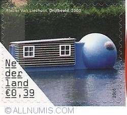 0,39 Euro 2006 - Atelier Van Lieshout - Drijfbeeld