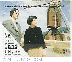 0,39 Euro 2006 - Barbara Visser - A Day in Holland / Holland in a Day