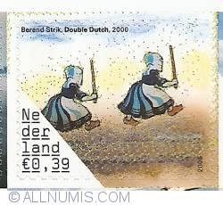 0,39 Euro 2006 - Berend Strik - Double Dutch