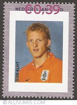Image #1 of 0,39 Euro 2006 - Dirk Kuyt