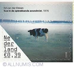 0,39 Euro 2006 - Ed van der Elsken - Cow
