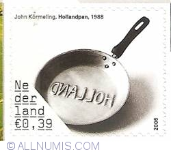 0,39 Euro 2006 - John Körmeling - Hollandpan