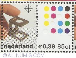 Image #1 of 0,39 Euro - 85 Cent 2001 - 100 Years KVGO