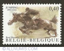 Image #1 of 0,40 Euro 2002 - Equestrian Sports - Jumping
