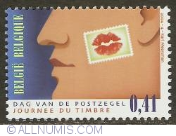 Image #1 of 0,41 Euro 2004 -Stamp Day