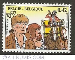 Image #1 of 0,42 Euro 2002 - Bakelandt