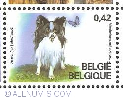 Image #1 of 0,42 Euro 2002 - Papillon
