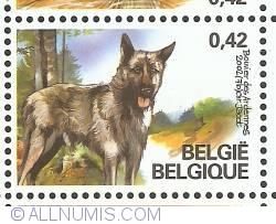 Image #1 of 0,42 Euro 2002 - Bouvier des Ardennes