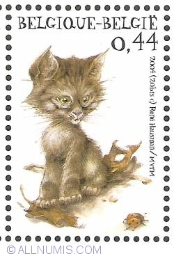 Image #1 of 0,44 Euro 2004 - Cat
