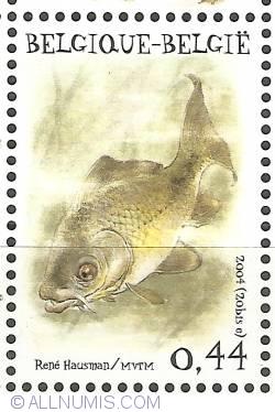 0,44 Euro 2004 - Fish
