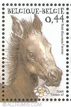 Image #1 of 0,44 Euro 2004 - Horse