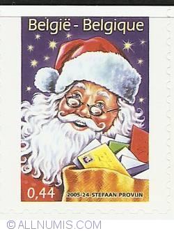Image #1 of 0,44 Euro 2005 - Father Christmas