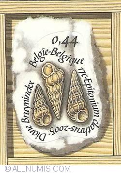 Image #1 of 0,44 Euro 2005 - Shells - Epitonium clathrus