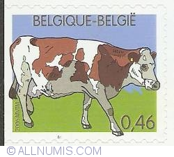 Image #1 of 0,46 Euro 2006 - Cow