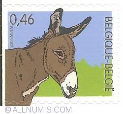 Image #1 of 0,46 Euro 2006 - Donkey