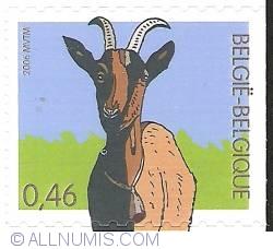 Image #1 of 0,46 Euro 2006 - Goat