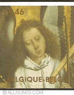 Image #1 of 0,46 Euro 2006 - Hans Memling - Angels making Music