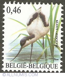 Image #1 of 0,46 Euro 2006 - Pied Avocet