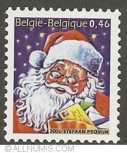 Image #1 of 0,46 Euro 2006 - Santa Claus