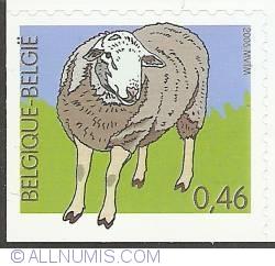 Image #1 of 0,46 Euro 2006 - Sheep