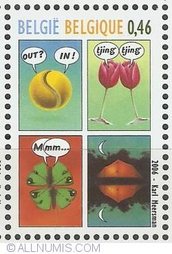 Image #1 of 0,46 Euro 2006 - Youth Philately - Comics
