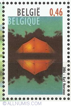 Image #1 of 0,46 Euro 2006 - Youth Philately - Scouting