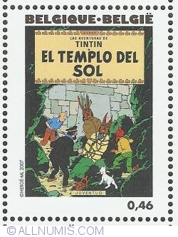 Image #1 of 0,46 Euro 2007 - Prisoners of the Sun (Spanish)
