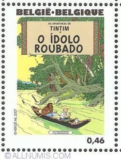 Image #1 of 0,46 Euro 2007 - The Broken Ear (Brazilian)