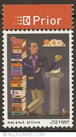 Image #1 of 0,49 Euro 2003 - Books - Writing