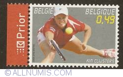 Image #1 of 0,49 Euro 2003 - Tennis - Kim Clijsters (with prior-tab)