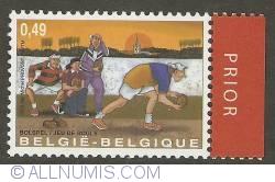 Image #1 of 0,49 Euro 2003 (with prior tab) - Jeu de Boules