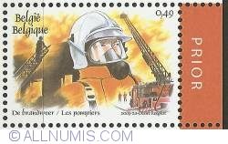 Image #1 of 0,49 Euro 2003 (with prior tab) - The Fire Brigade