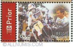 Image #1 of 0,50 Euro 2004 - Belgian Motorcross Champions - André Malherbe