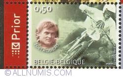 Image #1 of 0,50 Euro 2004 - Belgian Motorcross Champions - Joël Robert