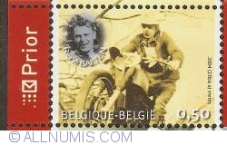 Image #1 of 0,50 Euro 2004 - Belgian Motorcross Champions - René Baeten