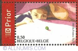 Image #1 of 0,50 Euro 2005 - 200th Anniversary of H. C. Andersen - The Princess and the Pea