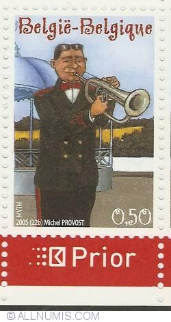 Image #1 of 0,50 Euro 2005 - Bugle